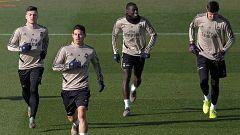 Vuelve la Liga con el Madrid en racha