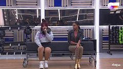 """OT 2020 Ariadna y Nia cantan """"Good as hell"""" en el segundo pase de micros de Operación Triunfo 2020"""