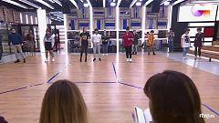 """OT 2020 Canción grupal """"Medley Marisol"""" en el segundo pase de micros de Operación Triunfo 2020"""