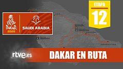 Dakar en Ruta - Etapa 12