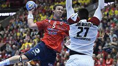 Balonmano - Campeonato de Europa Masculino: Noruega - Hungría