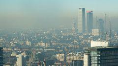 La ausencia de lluvia eleva la contaminación atmosférica en las grandes ciudades italianas
