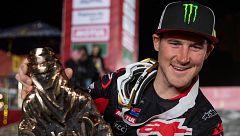 Brabec gana el Dakar y Honda acaba con el dominio de las KTM