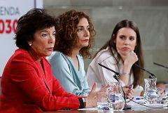 El Gobierno exige a Murcia que retire el 'pin parental'