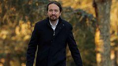 Iglesias se presentará a la reelección en un 'Vistalegre III' convocado para marzo
