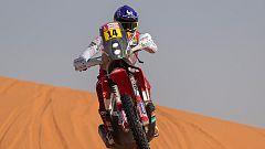 Laia Sanz acaba su décimo Dakar como mejor mujer