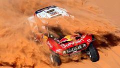 Sainz en el WRC vs Sainz en el Dakar