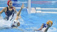 Waterpolo - Campeonato de Europa femenino: Hungría - Grecia