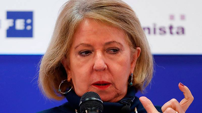 Muere la periodista de TVE Alicia Gómez Montano