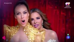 Corazón - Mónica Naranjo y Gloria Trevi estrenan 'Grande', con guiños a su papel de divas