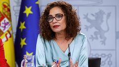 María Jesús Montero es la portavoz número veinte de la democracia