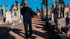 Familiares de víctimas del franquismo se reúnen en Sevilla con motivo de la apertura de una fosa común