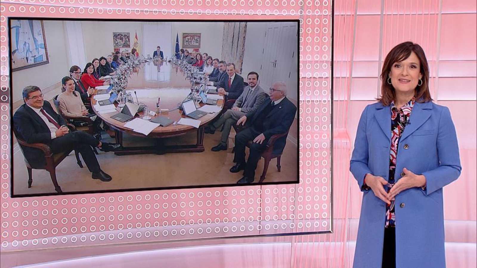 Parlamento - 18/01/20 - ver ahora