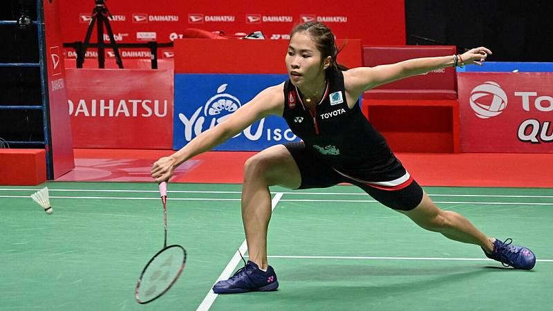 Bádminton - Indonesia Masters Final: C. Marín - R. Intanon - ver ahora