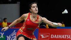 Carolina Marín cae en la final de Indonesia