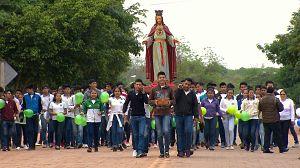 Chiquitanía, cadena de comunidades
