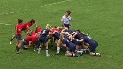 Rugby - Test Match Selección Femenina: España - Escocia