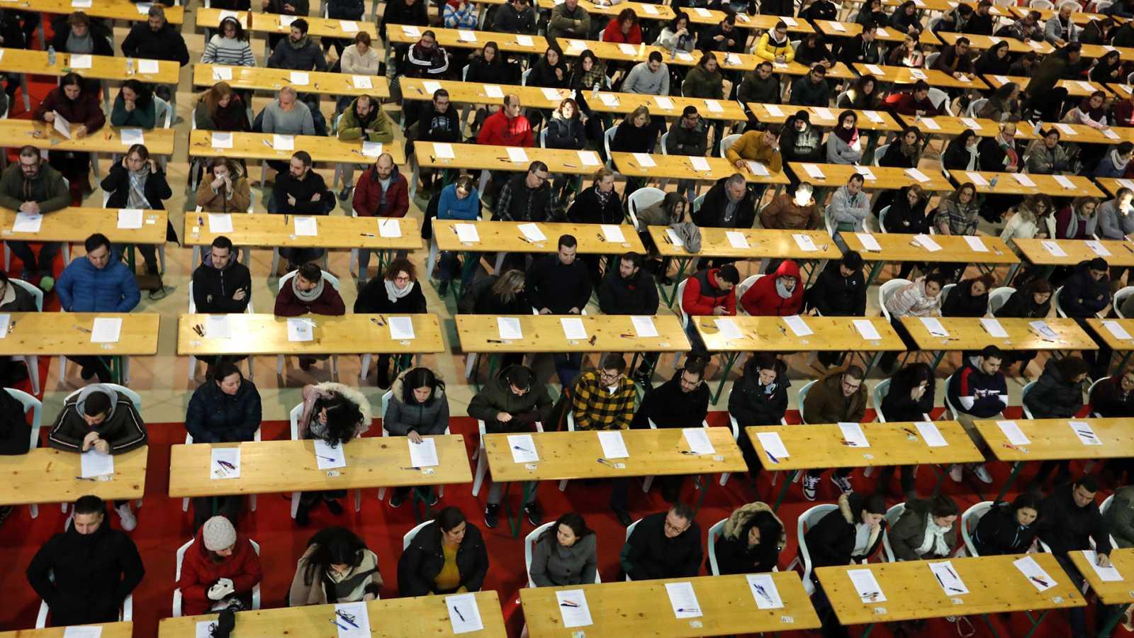 166.000 candidatos optan a uno de los 4.005 puestos de trabajo fijos en Correos