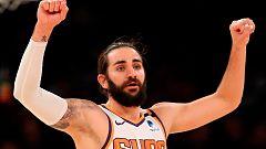 Nuevas victorias de Suns y Raptors