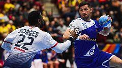 Balonmano - Campeonato de Europa Masculino: Portugal - Islandia