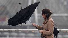 Previsiones muy adversas en cuanto a lluvias y viento por la borrasca Gloria