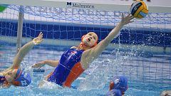 Waterpolo - Campeonato de Europa femenino: España - Países Bajos