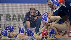 Waterpolo - Campeonato de Europa femenino: Grecia - Rusia