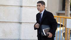 Arranca en la Audiencia Nacional el juicio contra quien fuera mayor de los Mossos d'Esquadra Josep Lluís Trapero
