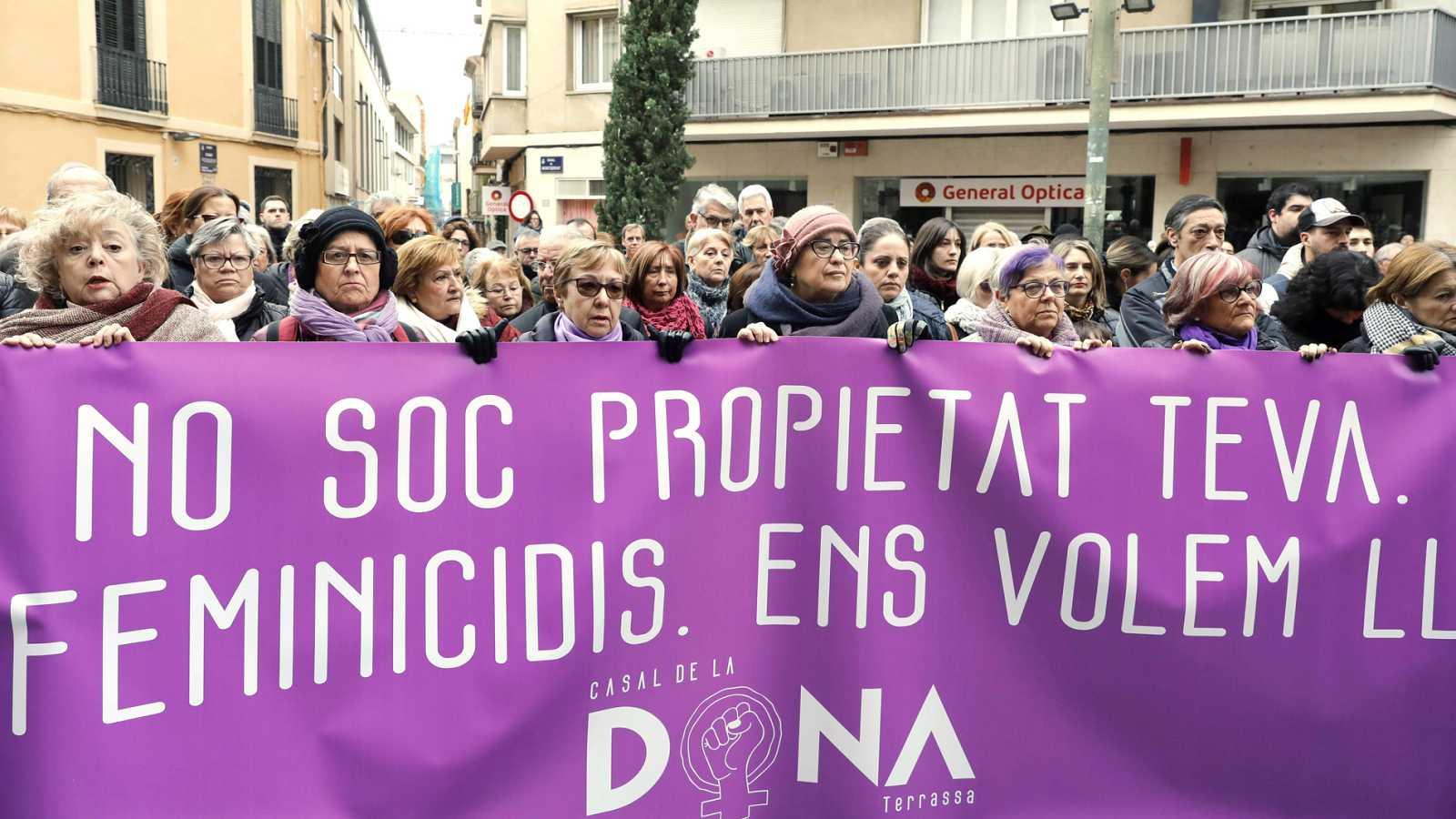 Un agente de los Mossos d'Esquadra mata a su expareja en Terrassa en un presunto nuevo caso de violencia de género