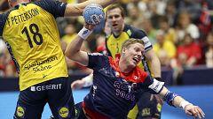 Balonmano - Campeonato de Europa Masculino: Noruega - Suecia