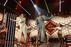 """OT 2020 - Ariadna y Nia cantan """"Good as hell"""" en la Gala 1 de Operación Triunfo 2020"""