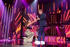 """OT 2020 - Gèrard y Anajú cantan """"Up"""" en la Gala 1 de Operación Triunfo 2020"""