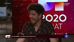 "OT 2020 - Roi se somete a ""El Chatímetro"""