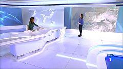Más lluvia y nieve en el tercio este y Baleares, con descenso térmico