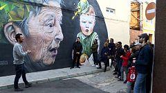 Repor - La guerra del graffiti - Avance
