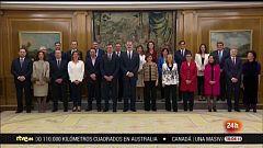 Parlamento - El Foco Parlamentario - Los ministros del nuevo Gobierno - 18/01/2020