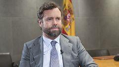 Parlamento - La Entrevista - Iván Espinosa de los Monteros - 18/01/2020