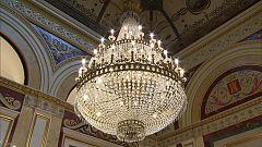 Parlamento - El Reportaje - Luz en el Congreso: de la vela a la bombilla - 18/01/2020
