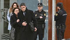 La Audiencia Nacional juzga a Trapero por la actuación de los Mossos y su papel en el 'procés'