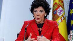 El Gobierno da un mes a Murcia para retirar el 'pin parental' antes de ir a los tribunales