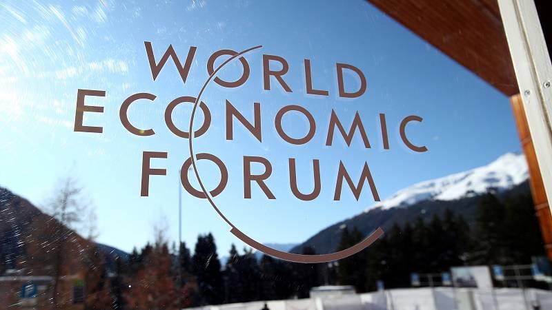 El Foro de Davos arranca en Suiza con la mirada puesta en la desaceleración y el cambio climático