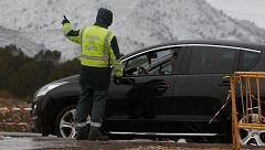 La DGT vigila las condiciones de los turismos ante el aumento de riesgo en carretera por el temporal