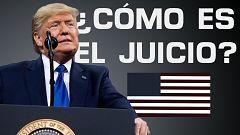 'Impeachment': ¿cómo va a ser el juicio a Trump?