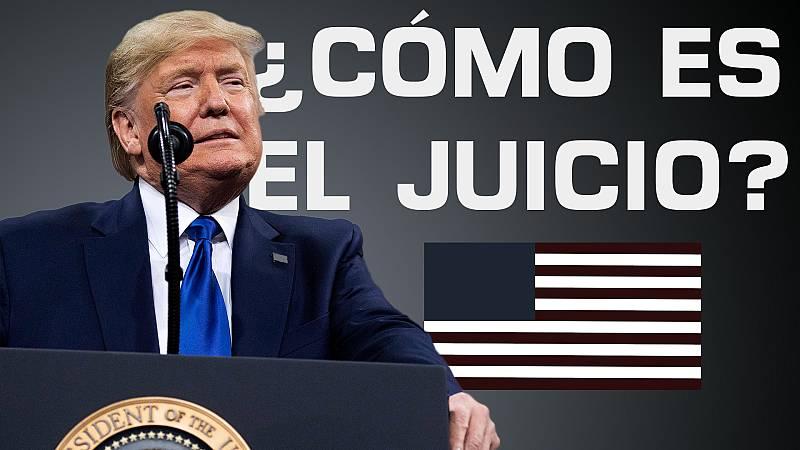 Juicio político a Trump: cómo va a ser el 'impeachment' al presidente de EE.UU.