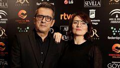 Silvia Abril y Andreu Buenafuente vuelven a los Goya