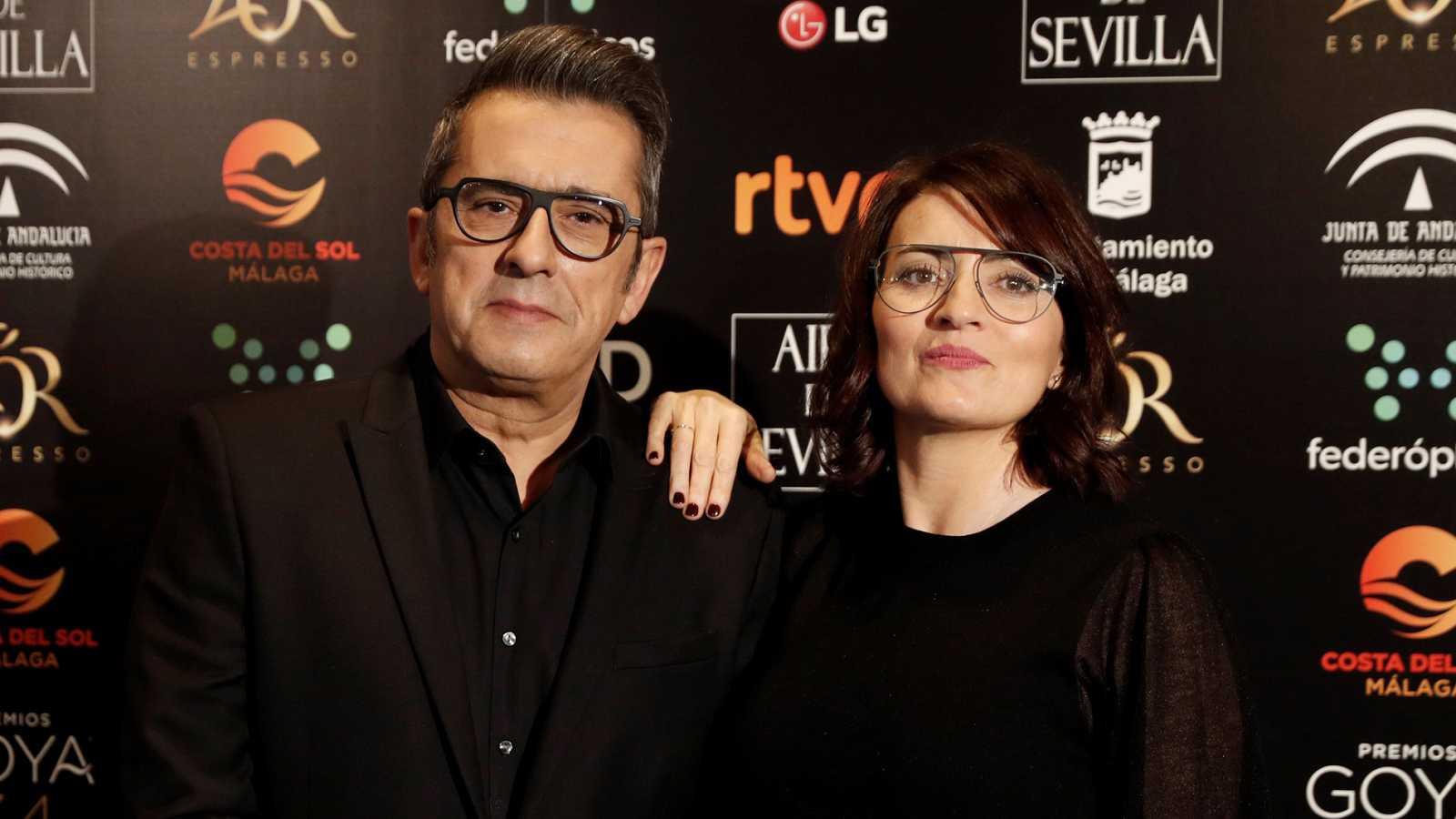 Abril y Buenafuente vuelven a los Goya