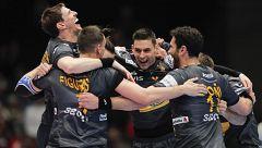 España disputará su quinta semifinal consecutiva en un Europeo de balonmano