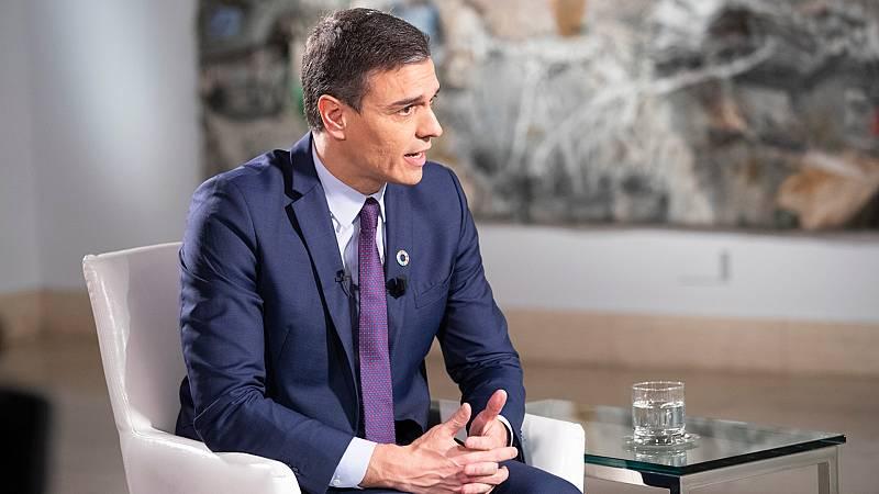 """Sánchez defiende la propuesta de Delgado como fiscal general: """"Su currículum es impecable"""""""