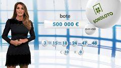 Bonoloto - 20/01/20