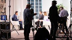 """Sánchez afirma su voluntad de """"desbloquear"""" el nombramiento del consejo de administración de RTVE"""